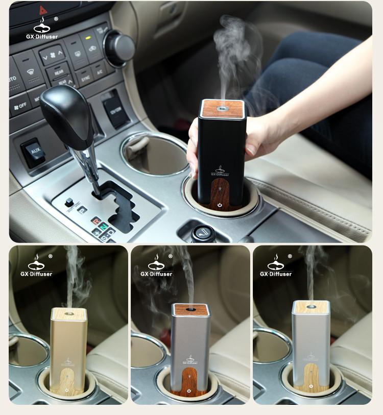 Máy xông tinh dầu cao cấp cho xe hơi